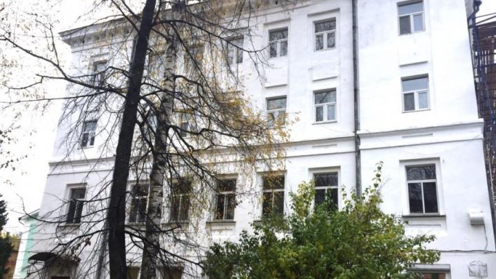 В центре Ярославля восстановили архитектурный памятник