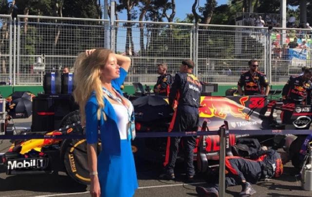 «Гонка была полна сюрпризов»: пермские instagram-модели побывали на «Формуле-1» в Баку