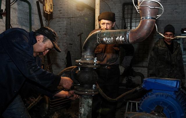 В Ростове из-за коммунальных работ десятки домов останутся без воды