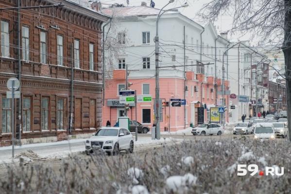 Толщина снежного покрова на дорогах может превысить 15 сантиметров
