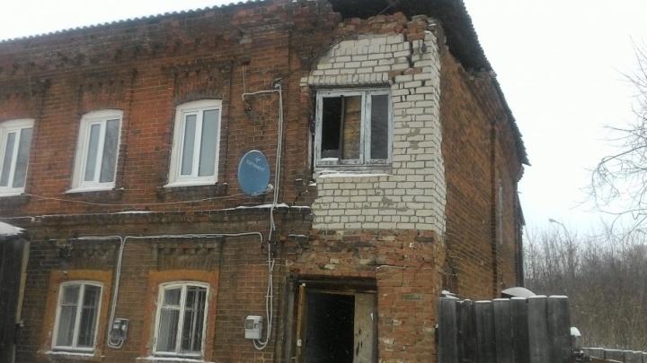 В Мотовилихинском районе эвакуировали жителей дома из-за трещины в стене