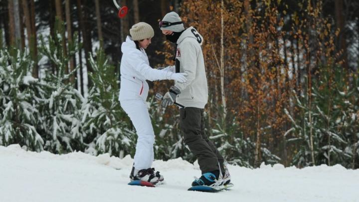 Встаем на лыжи! Подборка горнолыжных комплексов Урала