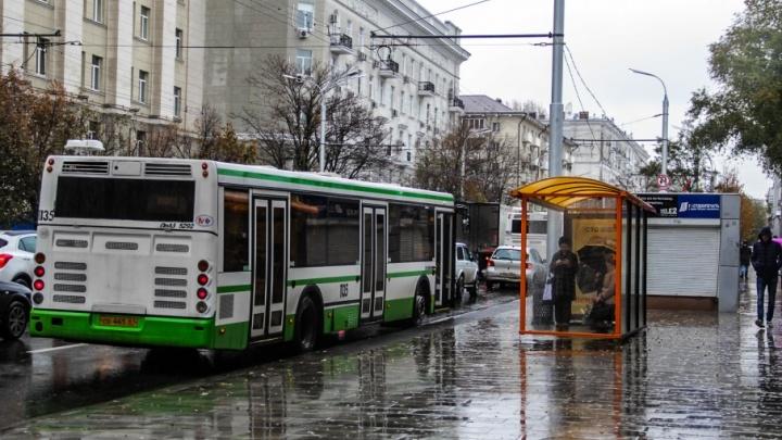 В Батайске изменили схему движения автобусов до Ростова