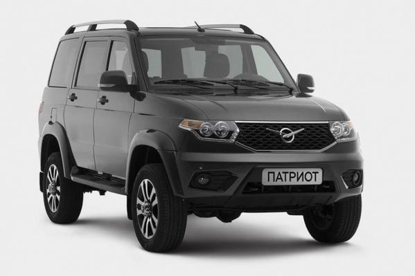 Так выглядит одна из последних моделей «УАЗ-Патриота»