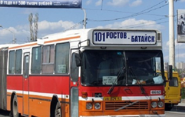 Автобусы трех маршрутов из Батайска с мая начнут заезжать в Ростов по Ворошиловскому мосту