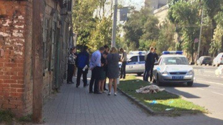 Труп женщины нашли в центре Ростова