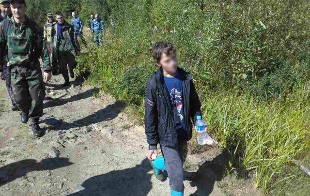 Мальчик, пропавший в лесу на Южном Урале, нашёлся живым