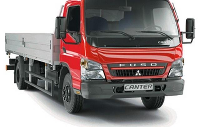 «ВолгаАвтоТрейд» предлагает скидки на Mitsubishi Fuso Canter