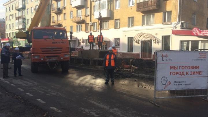 В Перми начались опрессовки. До конца мая без горячей воды останутся 280 домов