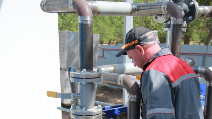 Водоснабжение Красного Сулина будет полностью восстановлено сегодня
