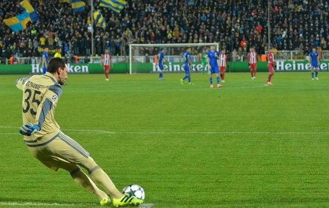 Джанаев пропустит ответный матч с «Манчестер Юнайтед»