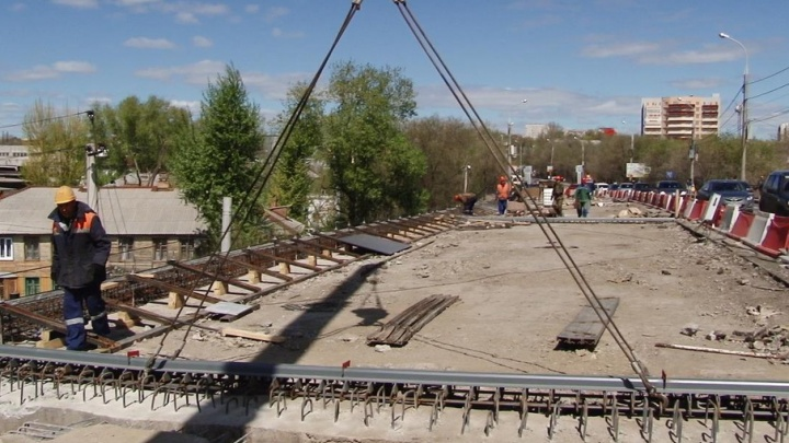 Вопрос обустройства понтонной переправы в районе Южного моста отложили на июнь