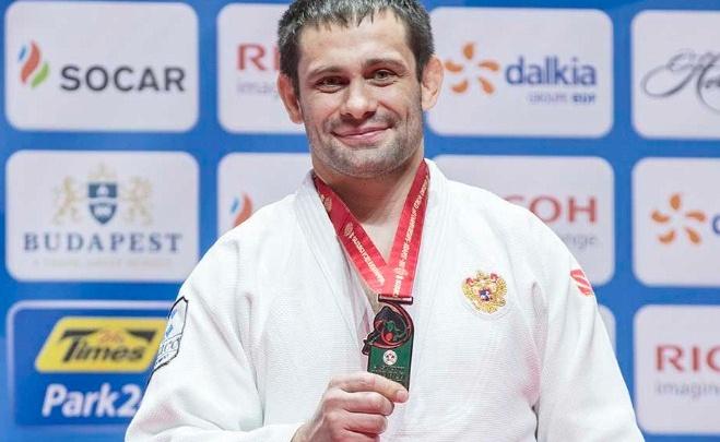 Южноуральский дзюдоист Кирилл Денисов взял бронзу «Большого шлема» в Абу-Даби