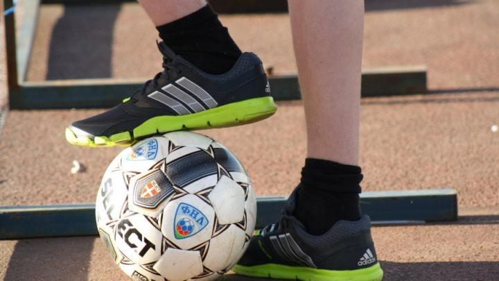 В Рыбинске на стадионе в центре города появится новое футбольное поле