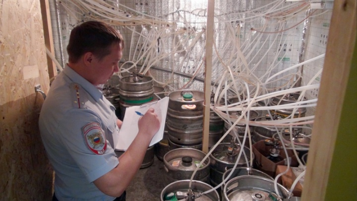 В Тюмени хозяина пивного магазина оштрафовали на 80 тысяч рублей