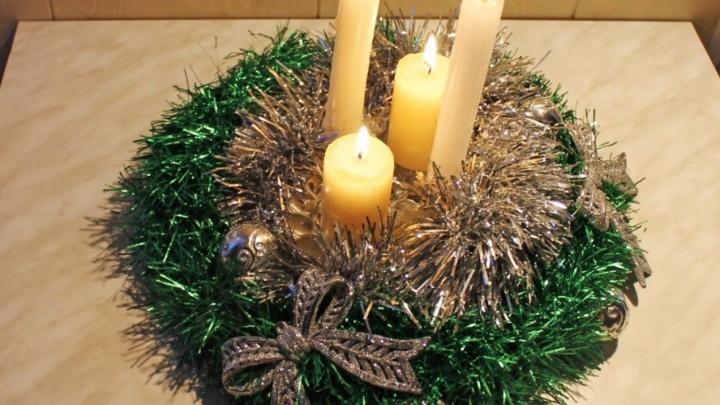 Щедрый вечер и календарь с сюрпризом: как архангельские католики встречают Рождество