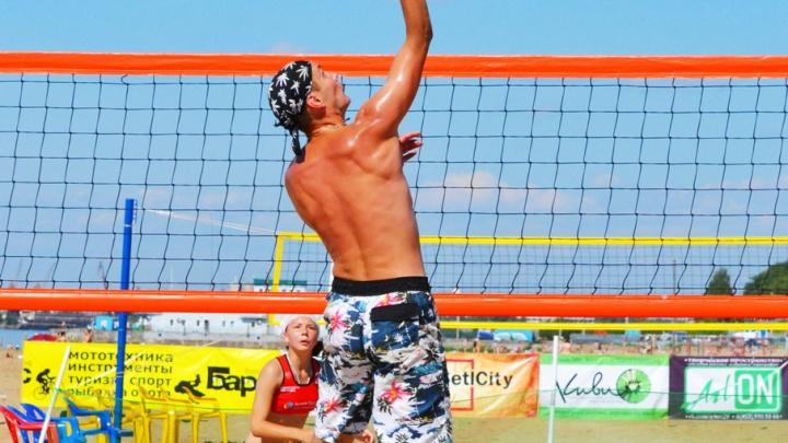 В Архангельске стартовал прием заявок на чемпионат по пляжному волейболу