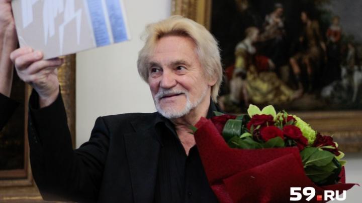 Балетмейстер Владимир Васильев: «Весна. Машины заплеванные, а люди в Перми — чистые, улыбчивые и добрые»