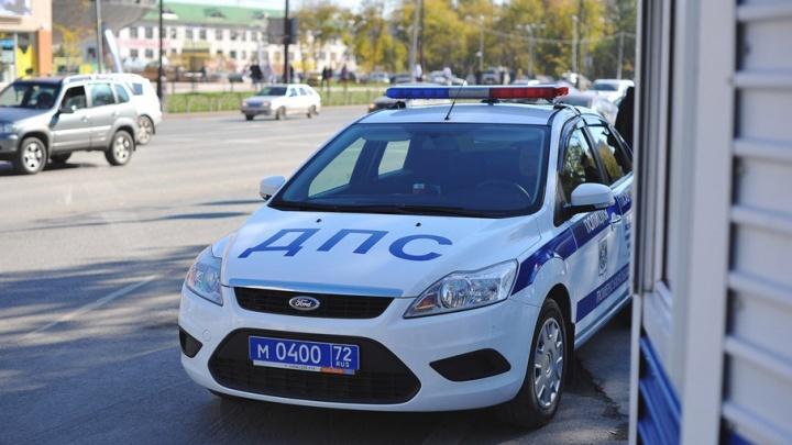 Грабёж средь бела дня: накануне полицейские задержали двух тюменцев, решивших незаконно обогатиться