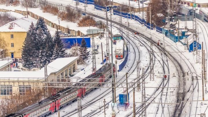 «Он был пьян и в наушниках»: в Похвистнево грузовой поезд сбил насмерть мужчину