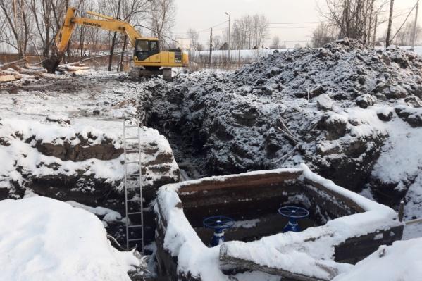 Вторым и третьим этапом строительства должен заняться будущий концессионер «Водоканала»
