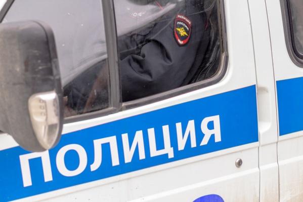 Правоохранители задержали подозреваемого