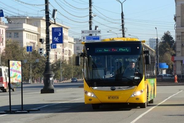 Месяц электробус проездил по челябинским дорогам без сбоев