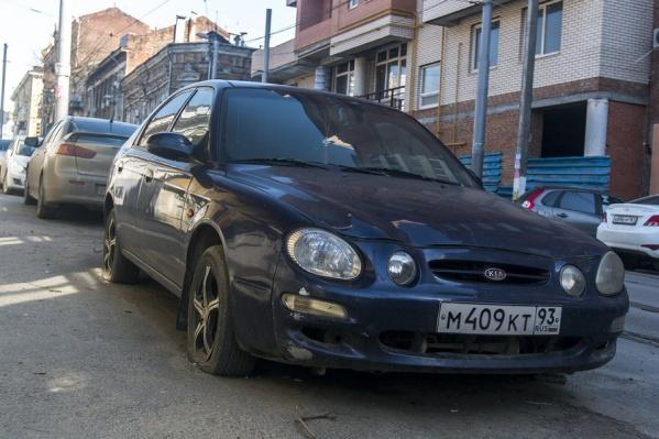 Количество платных парковок в Ростове увеличилось