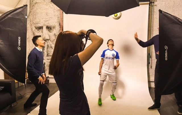 Футбольная академия «Ротор» готовит презентацию новой формы