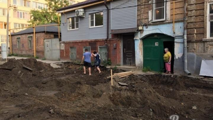 «Хотелось бы человеческого отношения»:  жители Станиславского добираются к домам через катакомбы