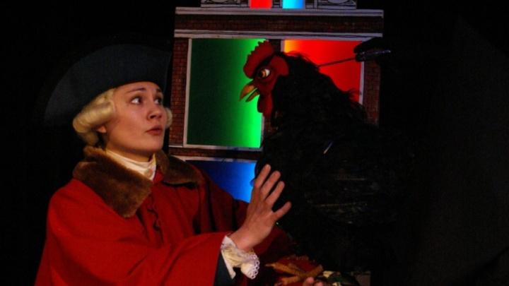 Международный театральный фестиваль «Родниковое слово» пройдет в Архангельске в начале мая