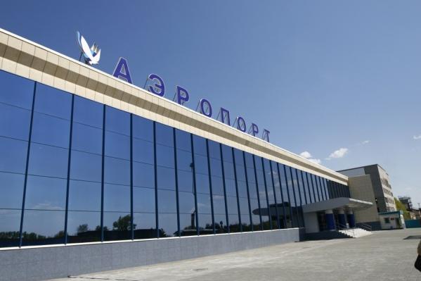 В конце октября аэропорт Челябинска переходит на зимнее расписание