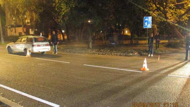 Смертельное ДТП в центре Ярославля: под колесами ВАЗа погиб мужчина