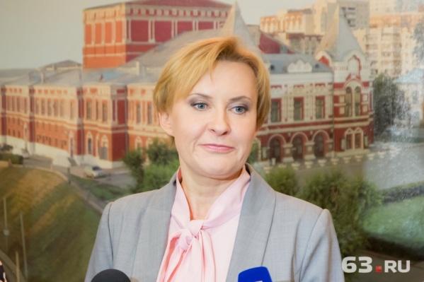 Елена Лапушкина заняла пост мэра 26 декабря