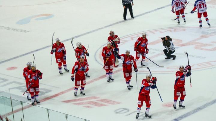 Ярославский «Локомотив» выиграл Кубок Минска