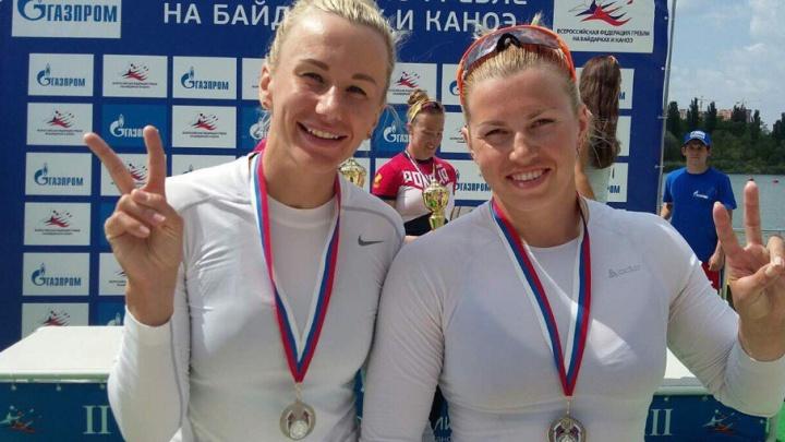 Вторую медаль на Кубке страны завоевала Наталья Подольская