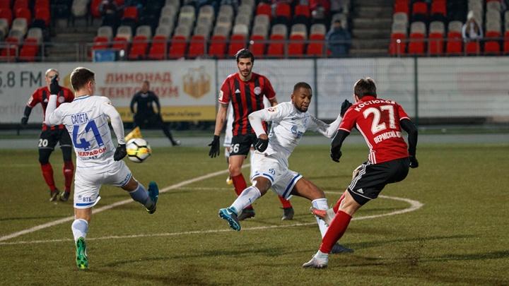 Пермский «Амкар» увез ничью из Санкт-Петербурга в первом матче после отставки Гаджиева