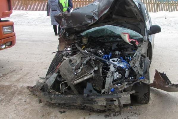 Всего за сутки произошло пять ДТП с пострадавшими