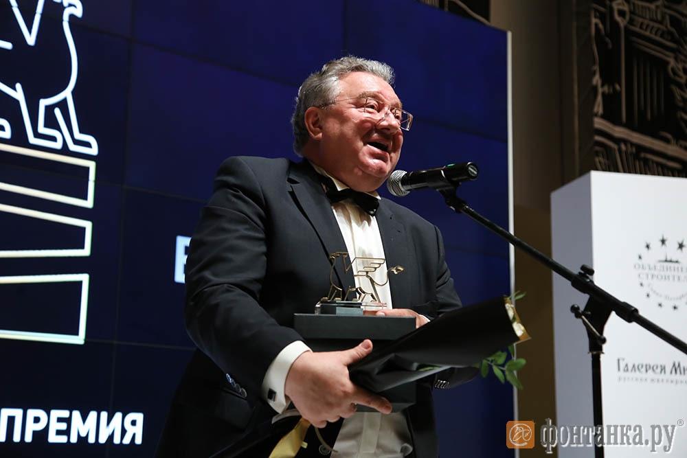 ректор СПбПУ имени Петра Великого Андрей Рудской