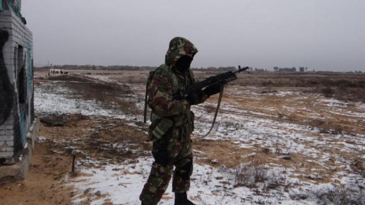Бойцы ОМОНа под покровом ночи отстреливались в Калачевском районе