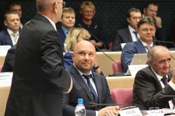 Основатель строительной корпорации Владимир Кошелев возглавляет комитет по строительству в региональном парламенте