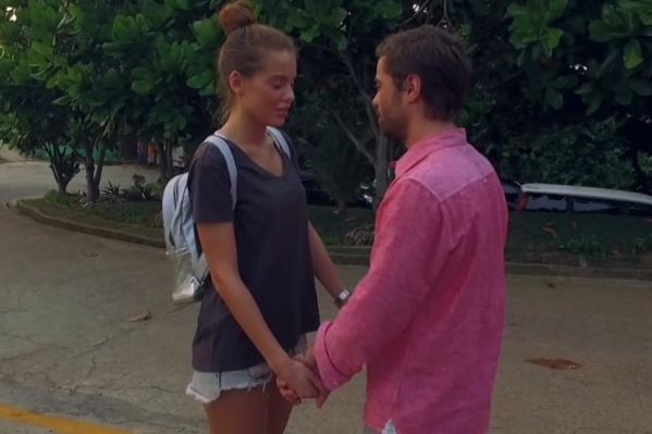 Даша влюбила в себя Илью с первой встречи.