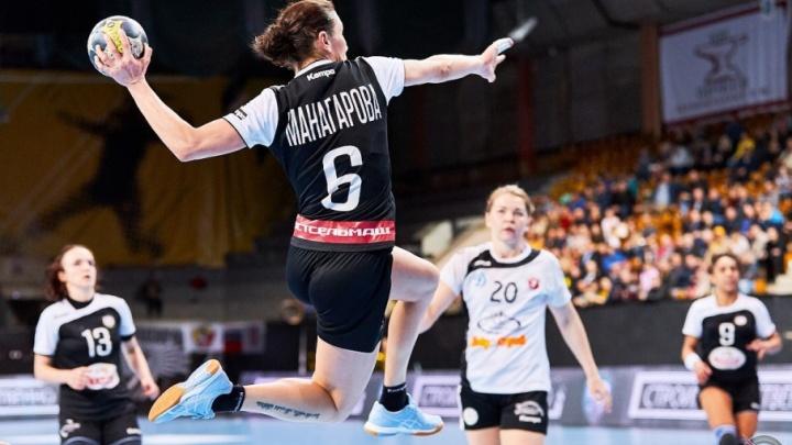 ГК «Ростов-Дон» обыграл команду из Астрахани и вышел в финал чемпионата России