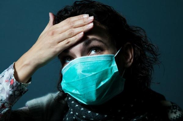 Первой в России заболела семья их четырех человек