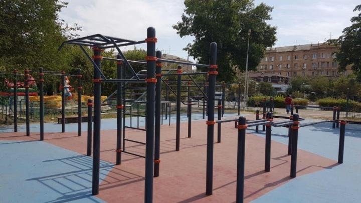 В Волгограде откроют спортивную площадку для людей с ограниченными возможностями