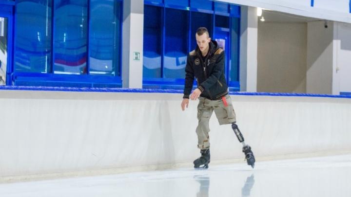 Коньки, гимнастика, дзюдо: как спорт вернул южноуральцам с инвалидностью полноценную жизнь