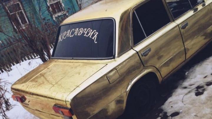 Золотой красавчик и «Локомотив» на капоте: как ярославцы тюнингуют свои машины