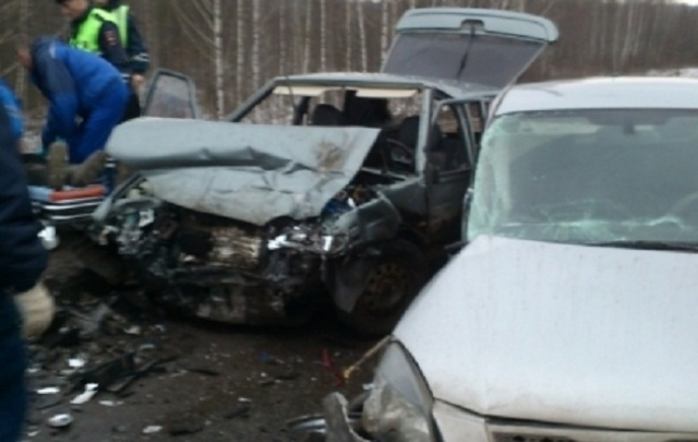 В Ярославле произошло ДТП у церкви: оба авто всмятку