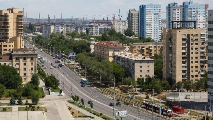 В четырех районах Волгограда сделают пешеходные зоны в дни игр ЧМ-2018