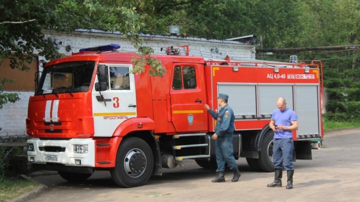 В Ярославле пенсионерка умерла после пожара у соседей